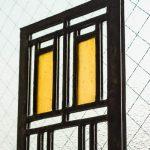 フランク・ロイド・ライト風明かり窓03 - 組み~完成