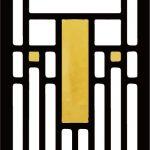 フランク・ロイド・ライト風明かり窓01 - 構想・デザイン